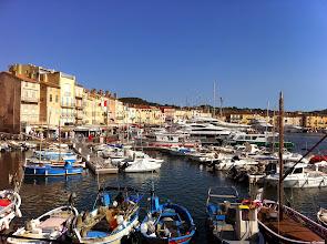 Photo: Azurové pobřeží v jižní Francii - návštěva města Saint-Tropez (pátek 27. červen 2014).