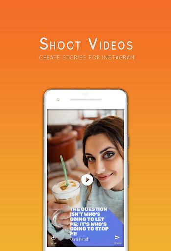 Create short videos: Instagram stories 📸🎥📲🤳 1.4 screenshots 2