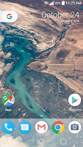 Pixel Icon Pack-Nougat Free UI screenshot 0