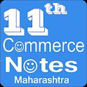11th Commerce Notes Maharashtra icon