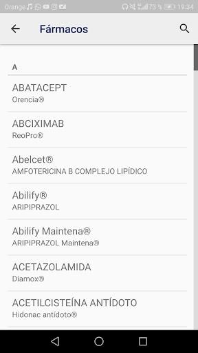 Medicamentos vu00eda parenteral 3.0 Screenshots 2