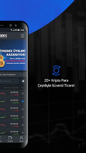 Thodex – Global Kripto Para Alım Satımı screenshot 2