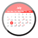 カレンダー for Wear OS