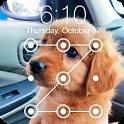 Cute Dogs Labrador HD AppLock Security icon