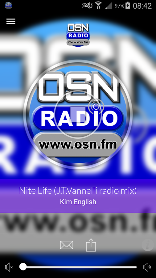 OSN Radio- screenshot
