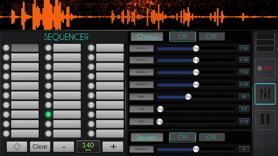 DubStep Music Maker – Rhythm Machine & Beat Maker - náhled