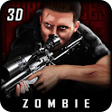 Dead Zombie Zone Sniper War icon