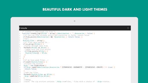 Turbo Editor // Text Editor 2.4 Screenshots 11