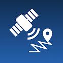 GPS Status & Track icon