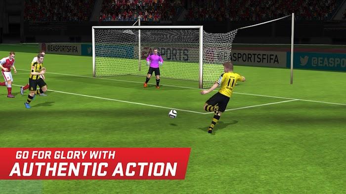 FIFA Mobile Soccer- screenshot