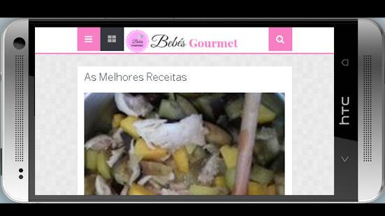 Bebés Gourmet- screenshot thumbnail