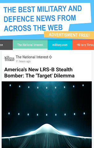 android Military news! Screenshot 0
