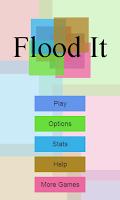 Screenshot of Flood It