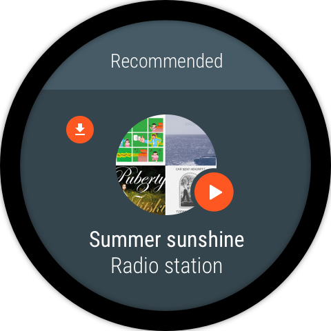 Google Play Music 8.17.7736-1.K screenshots 8