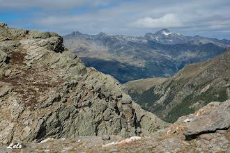 Photo: Panorama dal     lago della Ruota.