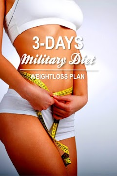 3 days Military Diet plan - screenshot