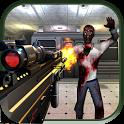 Subway Zombie Attack 3D icon