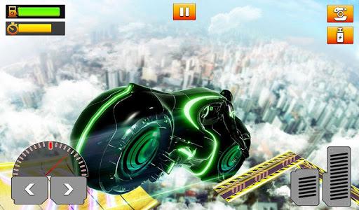 Light Bike Stunt : Motor Bike Racing Games 1.0 app download 13