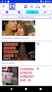BodhiBuddy (SGI members)- screenshot thumbnail