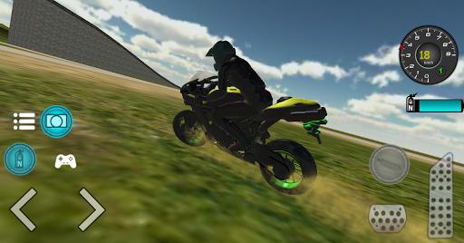 Extreme Car Simulator 2016  screenshots 9