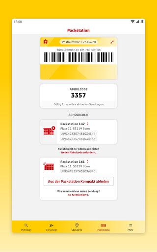 DHL Paket  screenshots 23