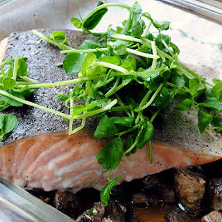 Truffle Oil And Salmon Recipes.