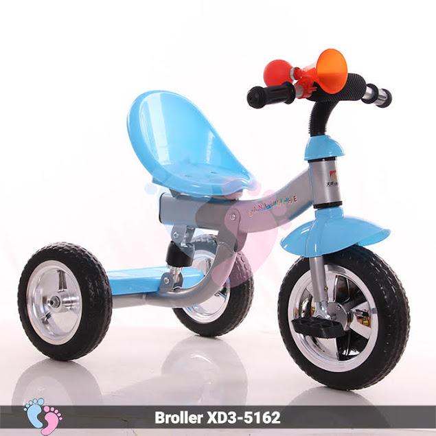 Xe đạp trẻ em 3 bánh 5162