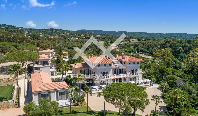 Villa avec piscine et jardin La Croix-Valmer