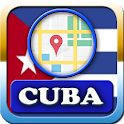 Cuba Maps And Direction icon