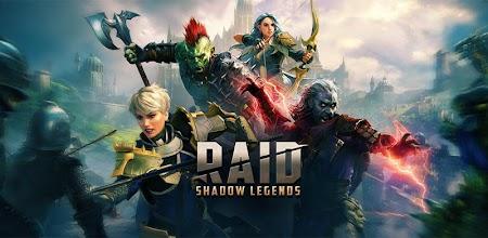 RAID: Shadow Legends APK poster