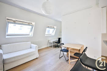 Studio meublé 25,39 m2