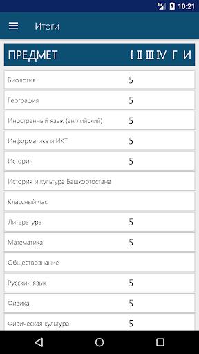 Школьный дневник (АИС «Образование») screenshot 4