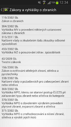 Zbrojní průkaz od ZbraneKvalitne.cz  screenshots 7