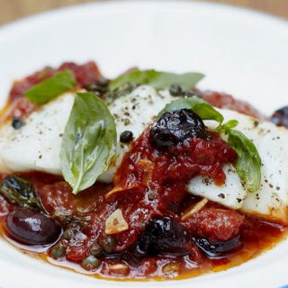Tomato Sauce With Capers And Black Olives Recipes