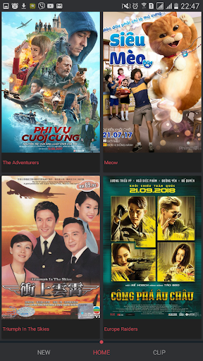 Free Movies Online HD Forever 1.4 screenshots 1