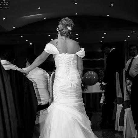 Wedding photographer Dario Sierra (Dariosierra). Photo of 21.10.2016