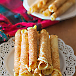 Norwegian Krumkake Recipes