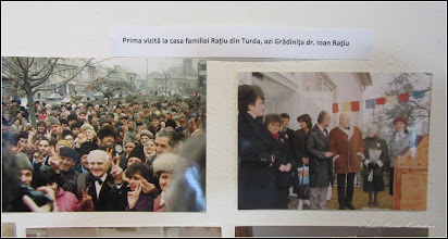 "Photo: Str. Dr. Ioan Ratiu, Nr.71 - Casa Familiei Ratiu monument istoric Ion Ratiu in vizita la casa Familiei Ratiu Ioan Bembea (primar in perioada 1992-1996)  sursa  ""Expoziția de fotografie Ion Rațiu. Un destin pentru România. - 2016.07.21  foto https://picasaweb.google.com/114438352800090731131/6312042905474465169?feat=flashalbum#6313089994534244914 Album expozitie  http://ana-maria-catalina.blogspot.ro/2016/07/expozitia-de-fotografie-ion-ratiu-un.html"