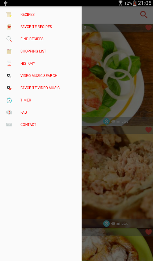 All Delicious Tasty Recipes- screenshot