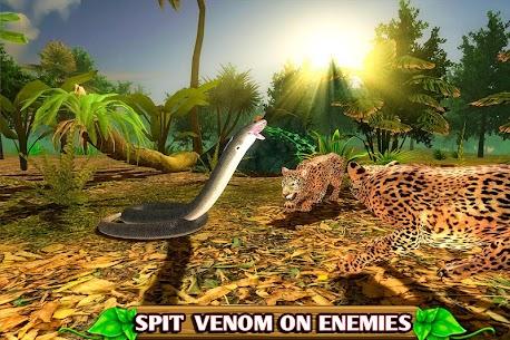 Simulador furioso de cobras 1.0 Apk Mod [DINHEIRO INFINITO] 8