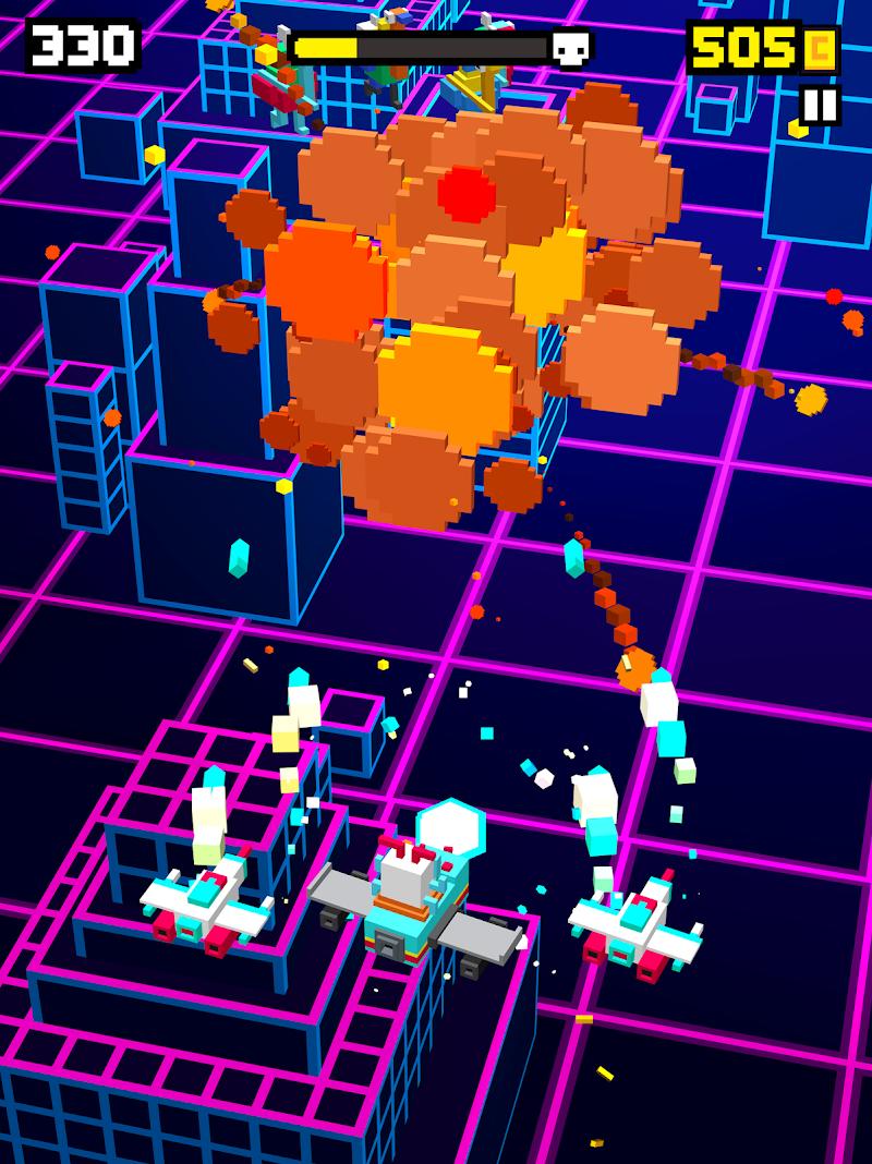Shooty Skies - Arcade Flyer Screenshot 15