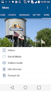 Visit Tehachapi- screenshot thumbnail