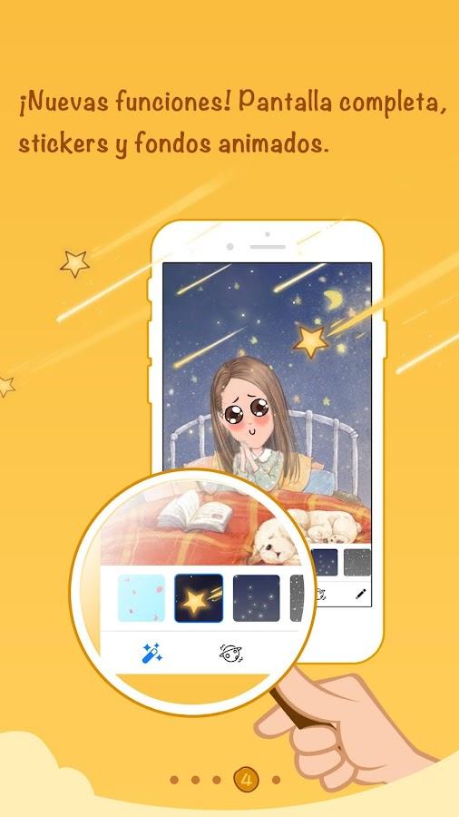 MomentCam - Caricaturas y Arte: captura de pantalla
