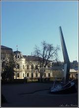 Photo: Turda - Piata 1 Decembrie 1918 - Monumentul Eroilor Revolutiei din 1989  - 2018.11.30