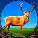 Wild Deer Hunter 3D :Wild Animal Shooting Games icon
