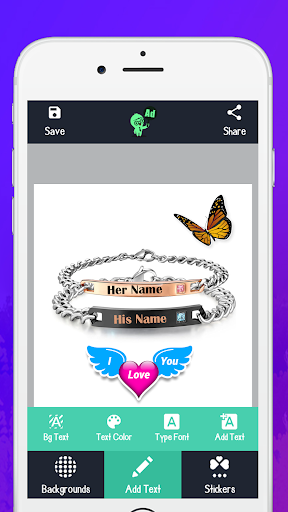 Name On Necklace - Name Art V2.2.5 screenshots 2