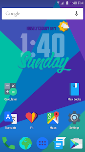 Charge - Icon Pack - screenshot thumbnail