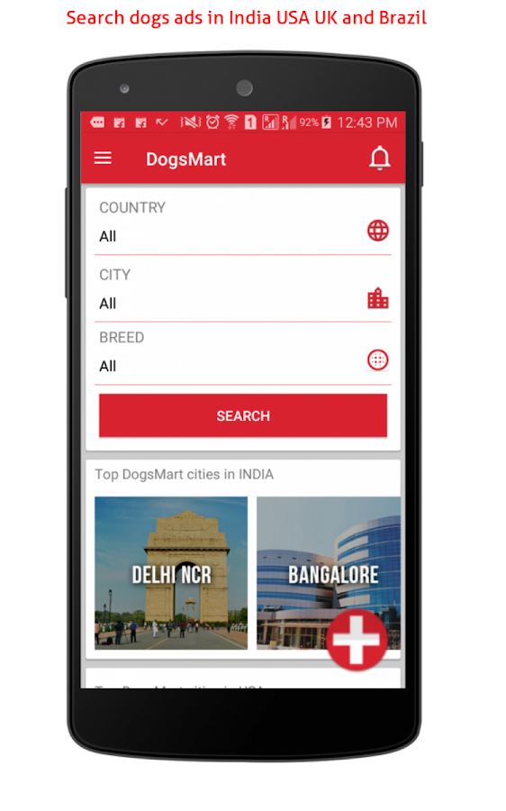 DogsMart - Dogs Buy and Sell- screenshot