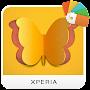XPERIAв Butterfly Theme временно бесплатно