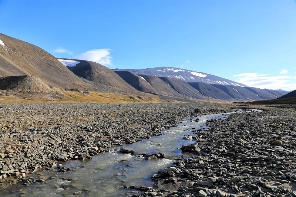 Fuglefjella, trekking na Spitsbergenie